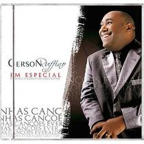 Cd Gerson Rufino - Minhas Canções Everaldo Gretter - Vol 1