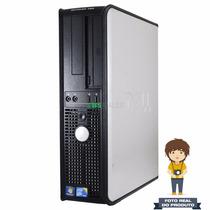 Desktop Dell Optiplex 780 Core 2 Duo 3.0ghz, 2gb Ddr3, 160gb