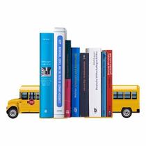Aparador De Livros School Bus - Geguton