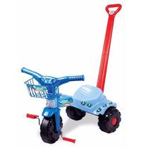Motoca Triciclo Tubarao Colecao Fundo Do Mar - Magic Toys