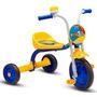 Triciclo 3 Rodas Nathor Infantil Masculino E Feminino