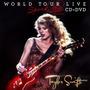 Cd/dvd Taylor Swift World Tour Live Speak Now {import} Novo