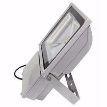 Holofote Led 100w Iluminação Luminárias Exterior Branco Frio
