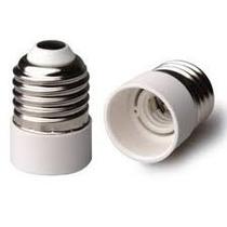 Adaptador De Soquete E27 Para E14 110v/220v 2a