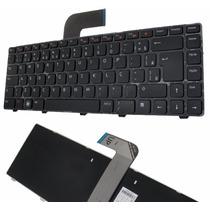 Teclado Notebook Dell Inspiron 14r N4110 Padrão Br Com Ç
