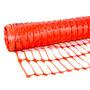 Tela De Tapume 1,20 X 50 Metros - Dm (laranja)