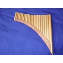 Flauta Pan Bambu + Cd Instrumental+manual (arquivo Word)