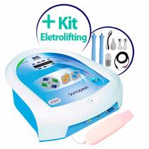 Sonopeel Ibramed Com Kit Eletrolifting - Aparelho De Peeling