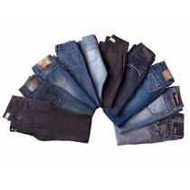 Lotes De 15 Lindas Calças Jeans Feminina Semi-novas