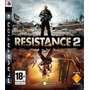 Resistance 2 Ps3 Midia Fisica Bces Europeu