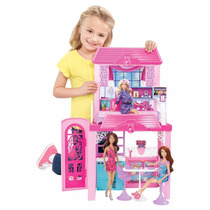 Barbie Glam Vacation House 2014 Casa Da Barbie Nao Gravida