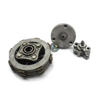 Embreagem/filtro Centrifogo/bomba De Óleo Cg Titan 150 04/08