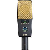 Microfone Condensador Akg C414 Xlii   Original   Xl Ii   Nfe