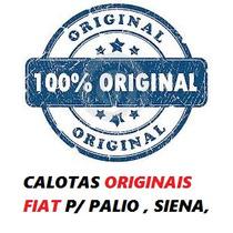Calotas Aro 14 Original Fiat P/ Palio ,siena ( 04 Peças )
