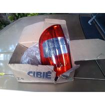 Lanterna Traseira - Valeo/cibie - S10 - 2001 A 2008 Esquerda