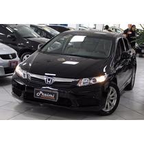 Honda Civic Lxs 1.8 16v Flex Automático (46.000 Km) 2014