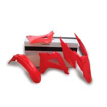 Kit Plasticos Gasgas-ec 250/300/450 07-09 Vermelho Rtech