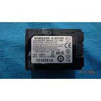 Bateria Filmadora Samsung Original Nova Ia-bp210r 00200a