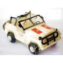Cod-056 Jeep Brinquedo Em Plastico Bolha