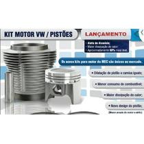 Kit De Motor Mec 1600 (camisa De Alumínio)