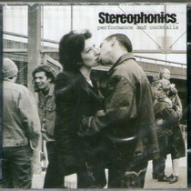 Cd Stereophonics - Performance And Cocktails - Novo***
