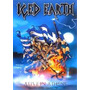 Dvd - Iced Earth - Alive In Athens - Lacrado!