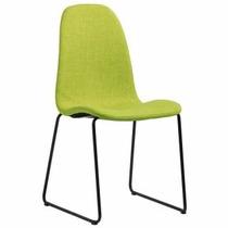Cadeira Chantilly Verde / Sala De Jantar / Wood Prime