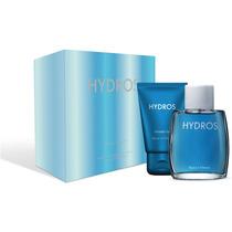 Perfume Hydros Masculino + Shower Gel - Água De Cheiro