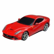 Carrinho Controle Remoto Ferrari F12 Berlinetta Recarregável