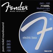 Encordoamento Para Baixo Fender 4 Cordas 0.45 1124