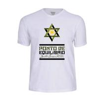 Camisa Camiseta Banda Ponto De Equilíbrio Reggae Rasta Ritmo