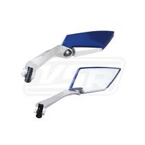 Espelho Retrovisor Azul Cb 300 Fazer 250 Xtz Inazuma Yes