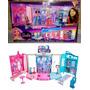 Casa Palco Barbie Playset Rock And Royals Original Mattel