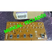 Placa Painel Pnl Completa Teclado Yamaha Mm6 Nova