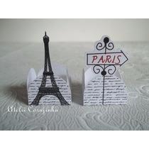 Forma Para Doce Paris 50 Unidades