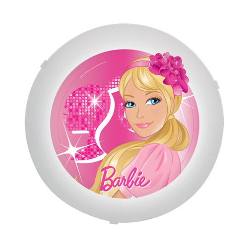 Plafon Barbie Startec 30cm X 30cm X 9cm Colorido