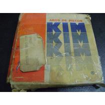 Anel P/ Pistão Honda Cb400 Kim 1mm