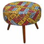 Poltrona Sofia Decorativa Pés Palito Cadeira Sofá Quarto