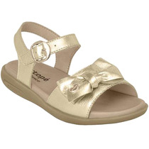 Sandália Com Laço Glamour Ortopé