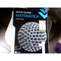 Livro: Matematica 1 / Novo Olhar - Joamir Souza.