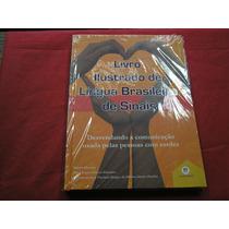 Livro Ilustrado De Língua Brasileira De Sinais