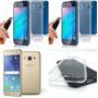 Capa Tpu Celular Samsung Galaxy J2 Duos + Pelicula De Vidro