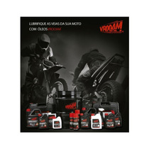 Vrooam - Oleo Motor Vr90 Sae 10w-50 100% Sintetico - 1 Litro