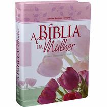 Bíblia De Estudo Da Mulher Leitura Devocional Arc 13,5x19cm