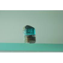 Turmalina Paraíba Bruta 1,22 Ct Dim. 6x4x4mm C2