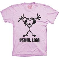 Camiseta Banda De Rock Pearl Jam Alive Bandas Rock Pearl Jam