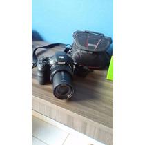 Câmera Fotográfica Profissional Sony Hx300