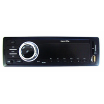Radio Carro Mp3 Som Player Usb Sd Led Display Kv-9602