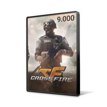Crossfire Jogo Pc - Cartão De 9.000 Zp Cash - Imediato