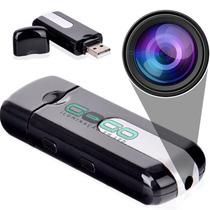 Pendrive Espião Câmera Tipo Caneta Espiã Sensor Movi Px